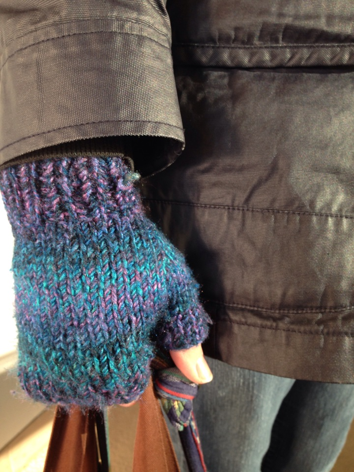 Picking Up Stitches In Knitting Mitten Thumb : Fingerless Gloves Knitting Pattern Ideas You Should Try