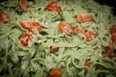 Homemade Basil Pastai