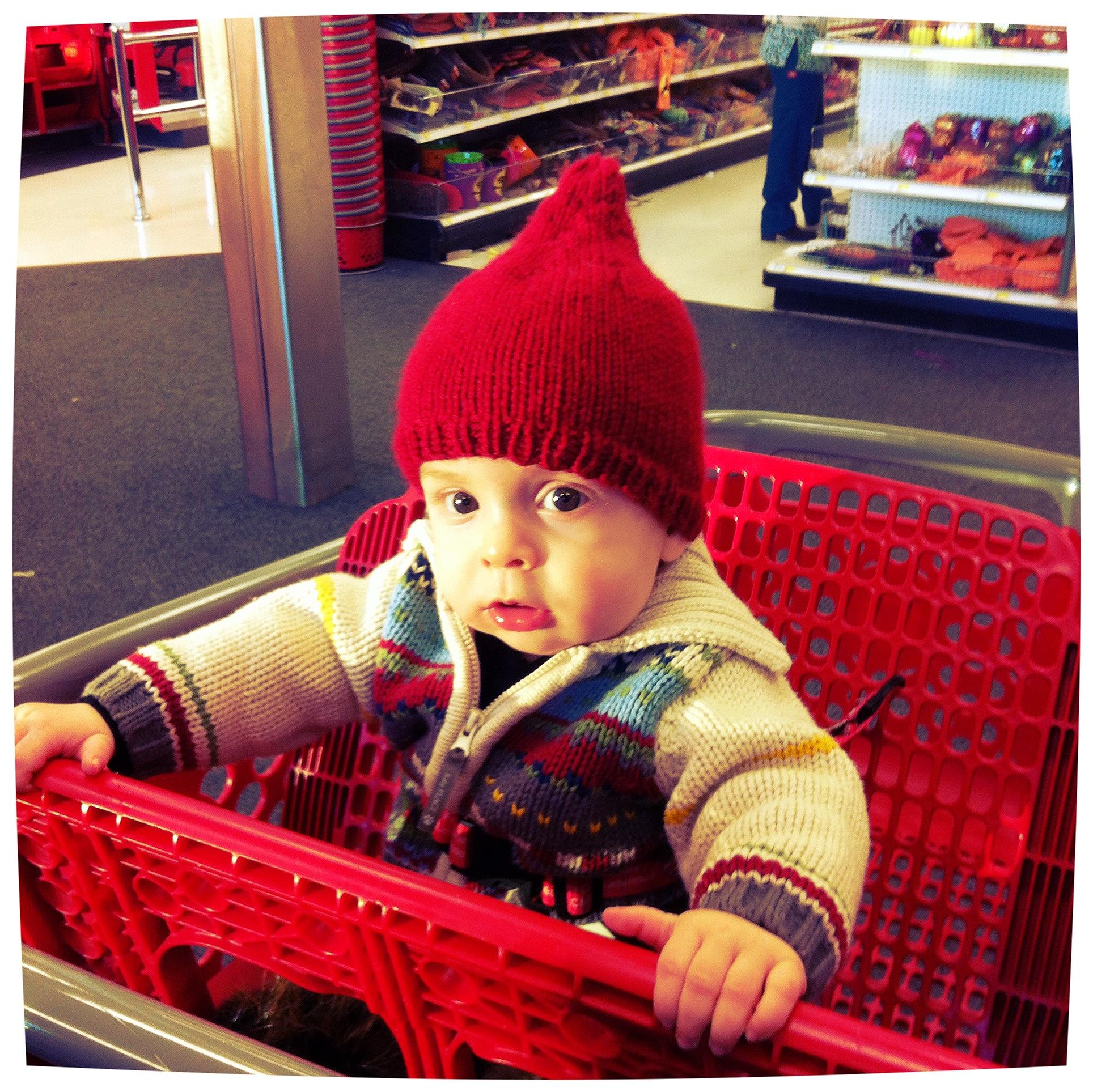 Baby Elf Hat — Free Pattern | Alaska Knit Nat