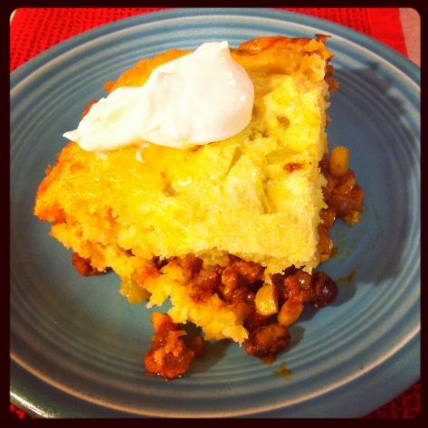 Mexican Pot Pie -- Alaska Knit Nat