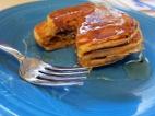 Whole Wheat Pumpkin Pancakes