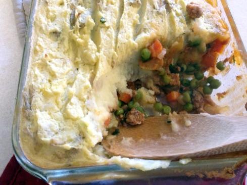 Shepherd's Pie -- Real Comfort Food