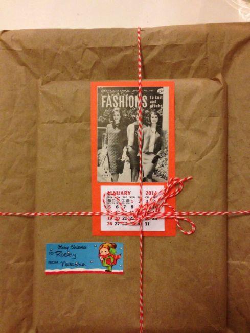 Quick Craft -- Mini Calendar | Alaska Knit Nat