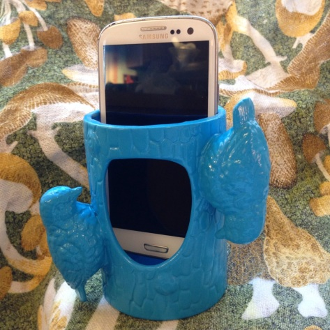 Quick craft -- easy cell phone caddy | Alaska Knit Nat