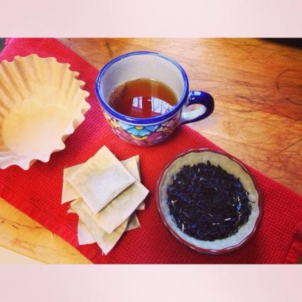 DIY Tea Bags | Alaska Knit Nat
