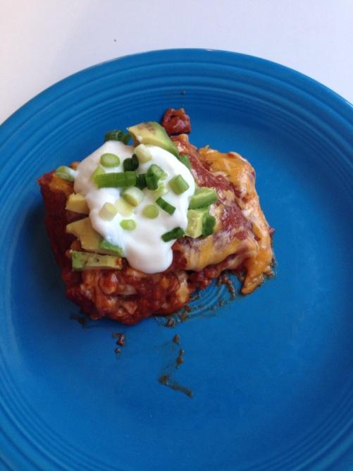 Chicken Enchilada Roll-ups | Alaska Knit Nat