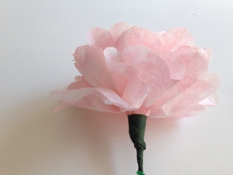 DIY Coffee Filter Flower | Alaska Knit Nat