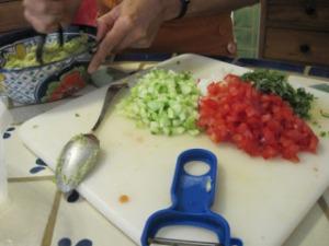 Guacamole à la Moña