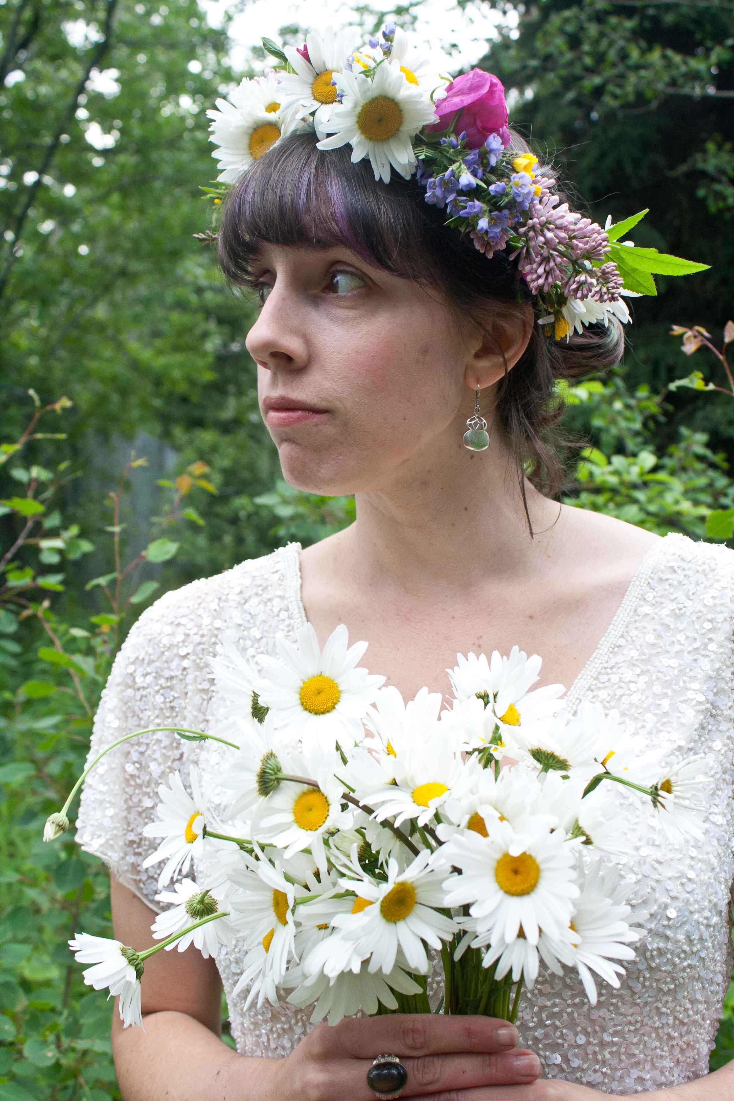 Flower magic in the midnight sun alaska knit nat wildflower crown alaska knit nat izmirmasajfo