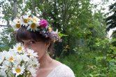 Wildflower crown | Alaska Knit Nat