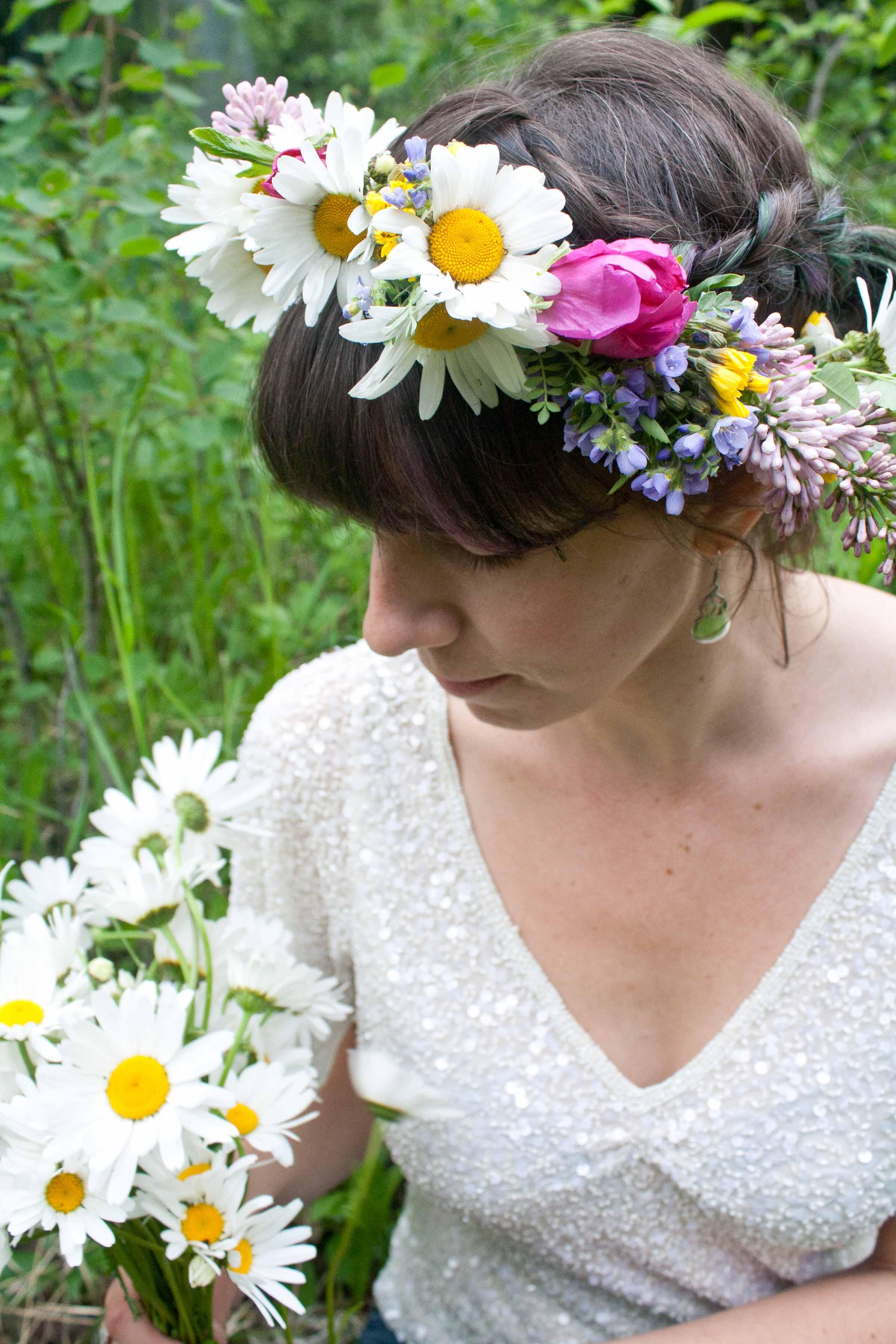 Wildflowers alaska knit nat wildflower crown alaska knit nat izmirmasajfo
