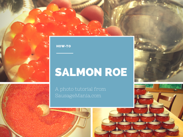 Salmon Caviar | A Photo Tutorial