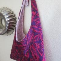 Tokyo Tie Bag -- Free Pattern and Tutorial