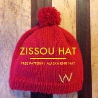 Zissou Hat -- A Free Knit Cap Pattern