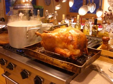 Turkey Day -- A step-by-step guide to avoid festive failure | Alaska Knit Nat