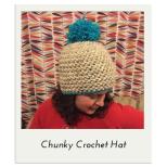 Chunky Crochet Hat