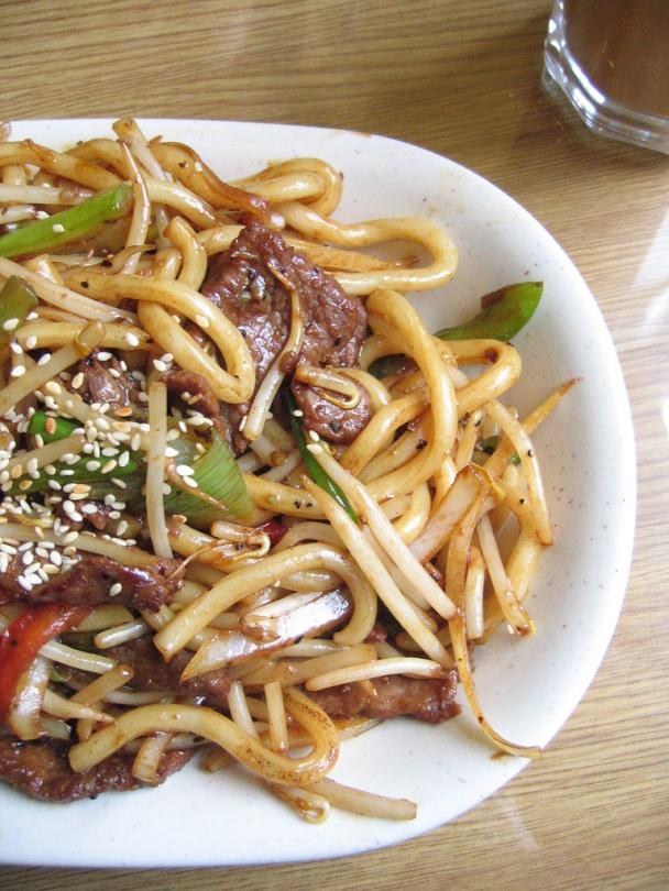 The Best Beef Stir Fry | A Free Recipe from Alaska Knit Nat