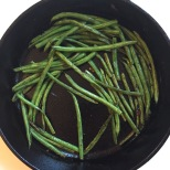 The best green beans ever | A simple recipe from Alaska Knit Nat