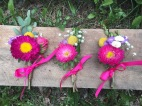 Alaska Weddings: Charlee & Marc   Flowers by Alaska Knit Nat