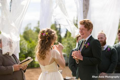 Alaska Weddings: Charlee + Marc | Photo by Rhae Anne Photography