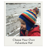 Choose Your Own Adventure Hat