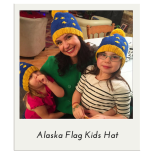 Alaska Flag Kids Hat