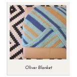 Oliver Baby Blanket