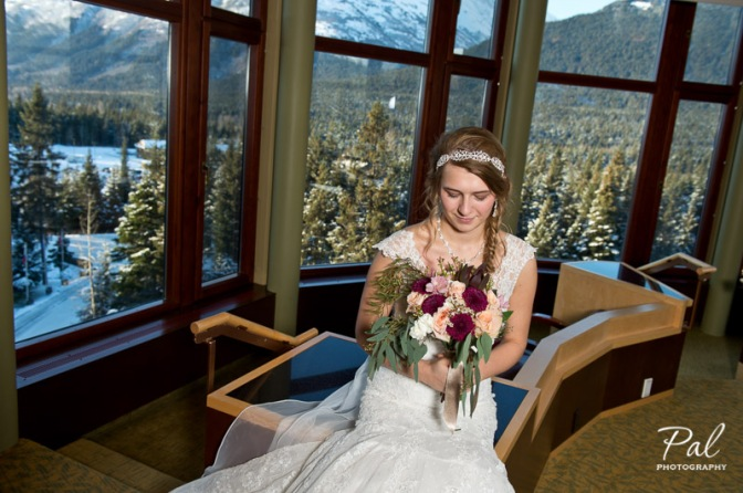 Alaska Weddings: Alyeska promo photo shoot