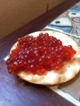 Harvesting Alaska: Smoked salmon roe | a simple recipe from Alaskaknitnat.com