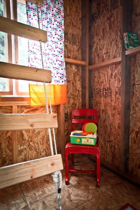 Tiny Anchorage Living: a backyard dream house