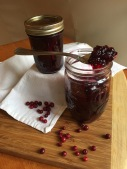 Harvesting Anchorage: Lowbush Cranberry Marmalade   This is a delicious cranberry orange jam recipe that's perfect for Christmas and holiday gifts for teachers, friends and family. Recipe from Alaskaknitnat.com