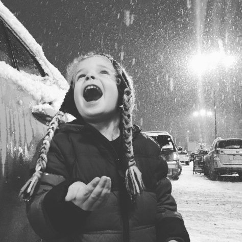 It's beginning to look a lot like winter | An ode to Anchorage snow by Natasha Price of Alaskaknitnat.com