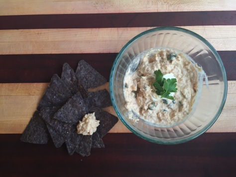 Smoky tuna dip | A healthy snack from Alaskaknitnat.com