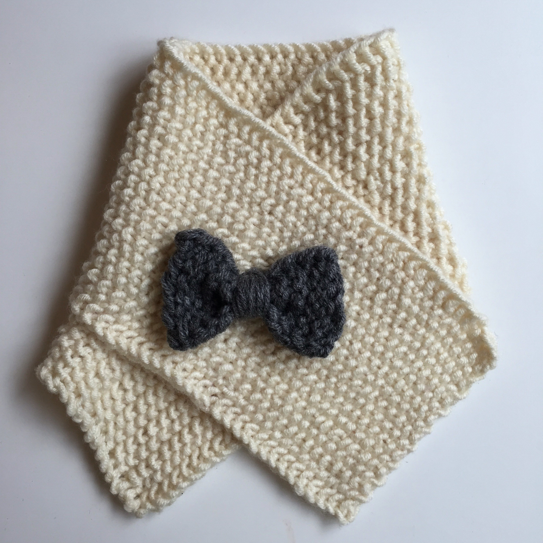 Little lady scarf — a free knitting pattern | Alaska Knit Nat
