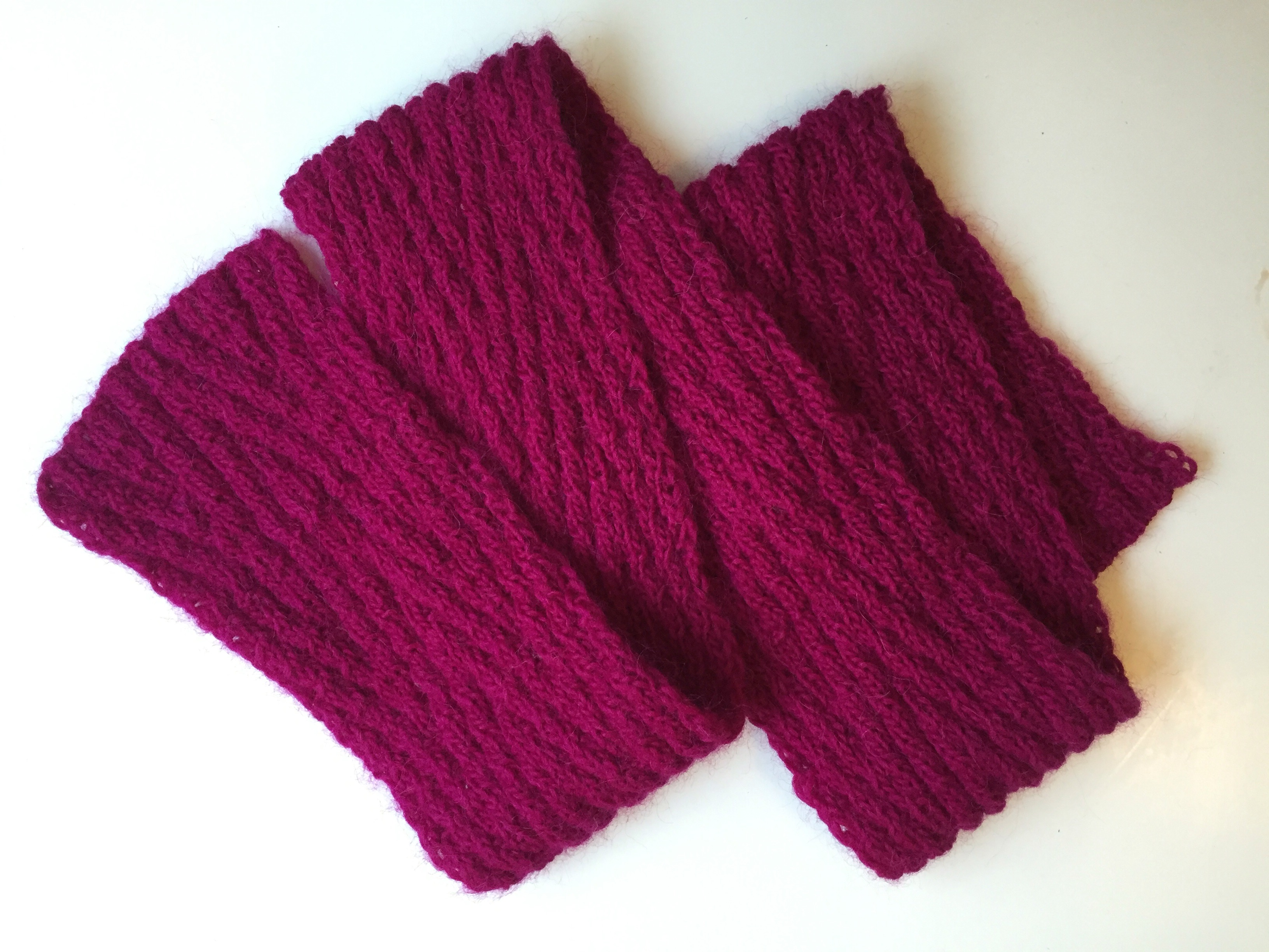 Reversible Knitting Patterns For Scarves Amazing Inspiration Design