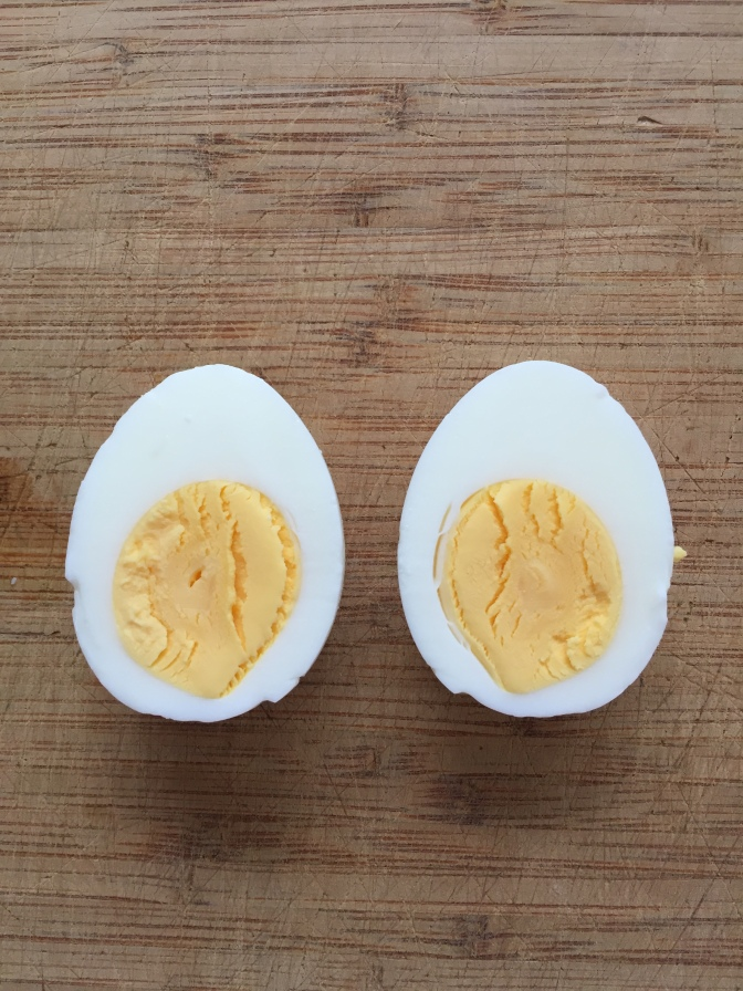 The secret to perfect hard-boiled eggs