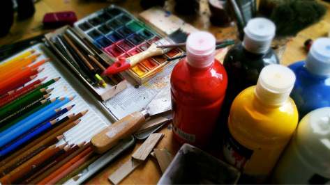How hobbies help our brains | a guest post by Maria Cannon