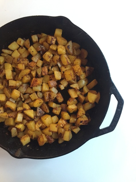 Perfect home fries | a foolproof recipe from alaskaknitnat.com