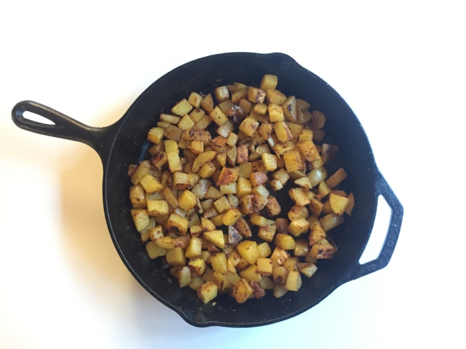 Foolproof Home Fries